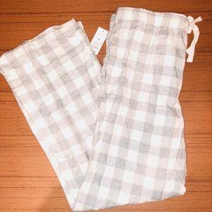 Ultra comfy pajama pants size M